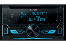 Kenwood DPX-3000U MP3 CD-ресивер 2DIN