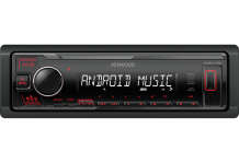 Kenwood KMM-105RY USB ресивер